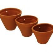 Vaso de parede Cerâmica
